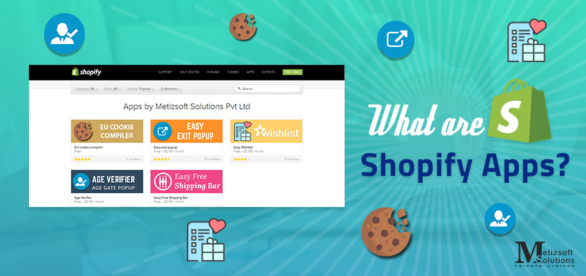What are Shopify Apps?