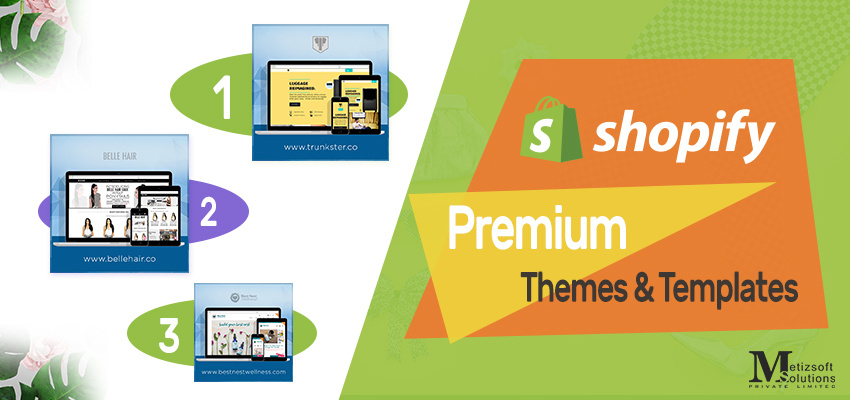 Shopify Premium Themes & Templates