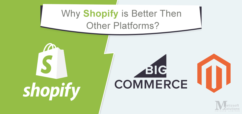 Shopify For Setting Up Online Store