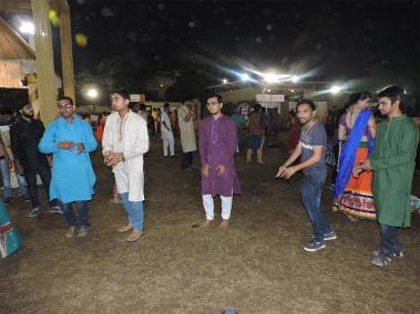 Navratri Celebration - 2016 1