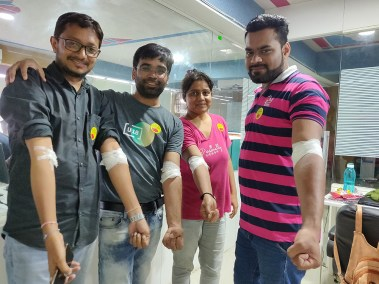 Blood Donors - Metizsoft
