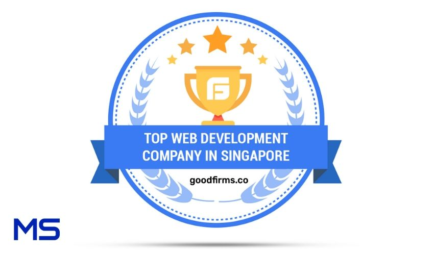 Metizsoft Glorifies Among the Top Web Development Companies in Singapore at GoodFirms