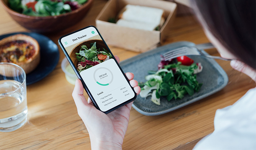 Diet and Nutrition Apps