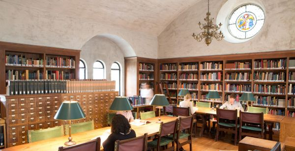 Cloister Library