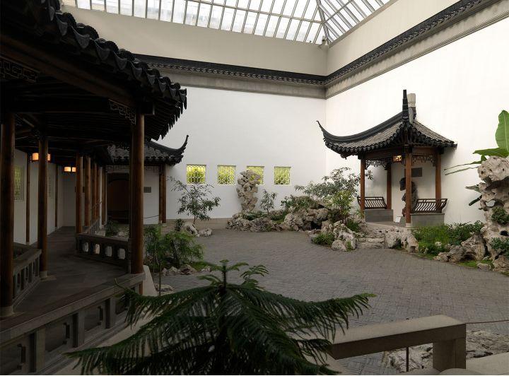 Metropolitan Museum Chinese Gardens