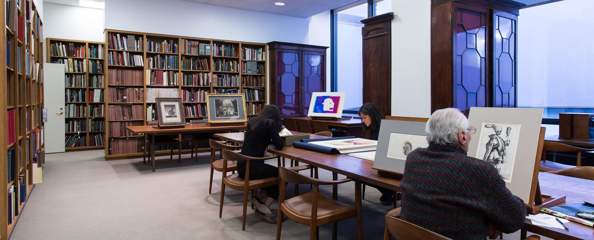 Study Room for Drawings and Prints  The Metropolitan