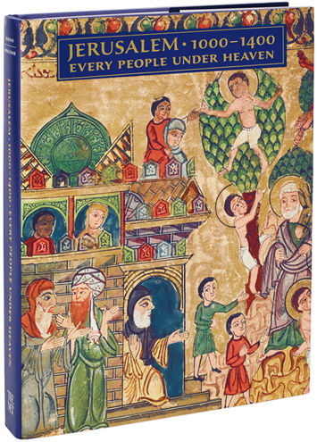 Mapping the Medieval CityJerusalem 10001400 Every People Under Heaven  The Metropolitan