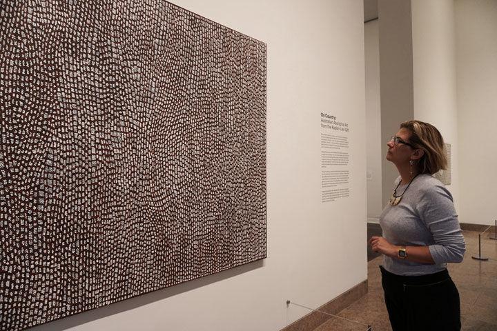 Curator Conversation Exploring Contemporary Aboriginal Art with Maia Nuku  The Metropolitan