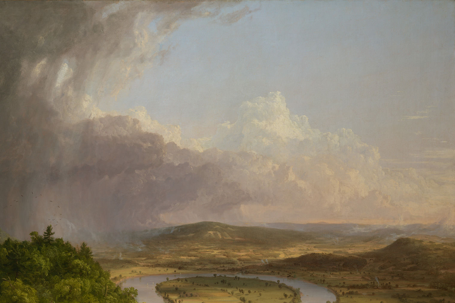 """"""" Soul Of Scenery"""" Thomas Cole' Clouds"""