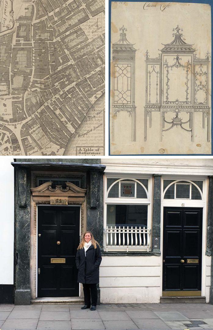 Tracing Rise Of Thomas Chippendale Hometown Hero London Lion Metropolitan
