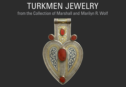 Turkmen Jewelry Collection Of Marshall And