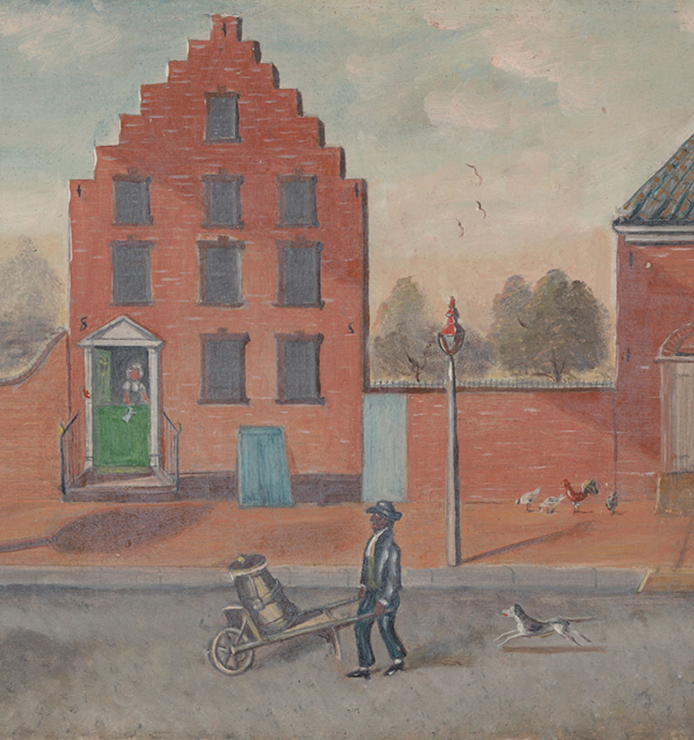 City Of Memory William Chappel' Views Early 19th