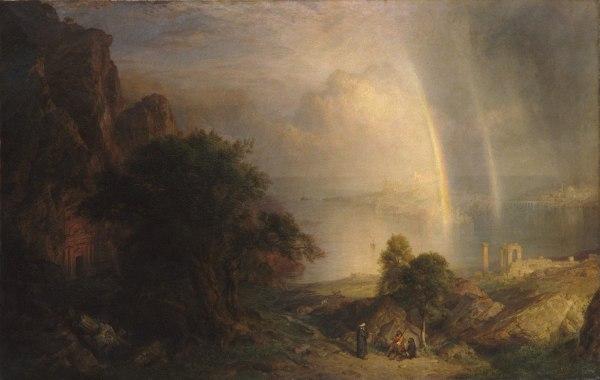 Frederic Edwin Church 1826 1900 Thematic Essay