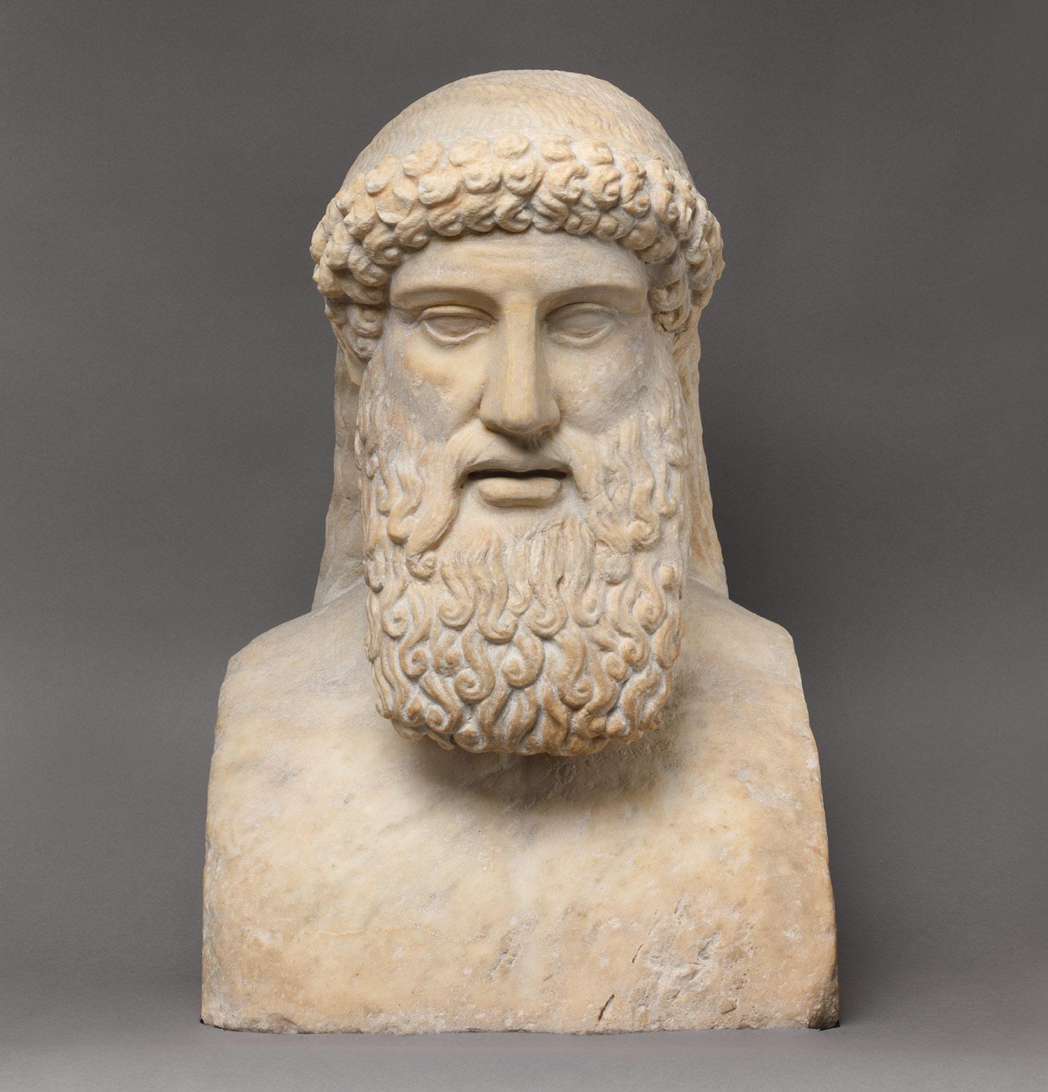 Retrospective Styles In Greek And Roman Sculpture