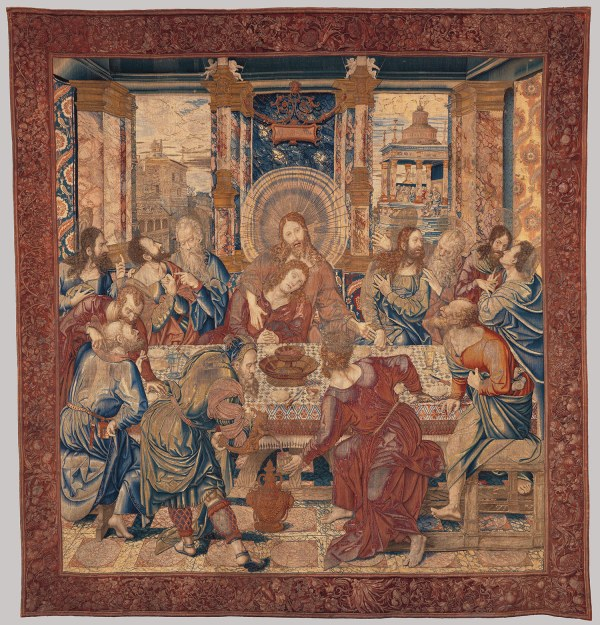 Middle Ages Art and Tapestries