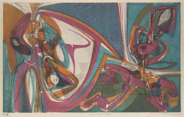 Stanley William Hayter Art