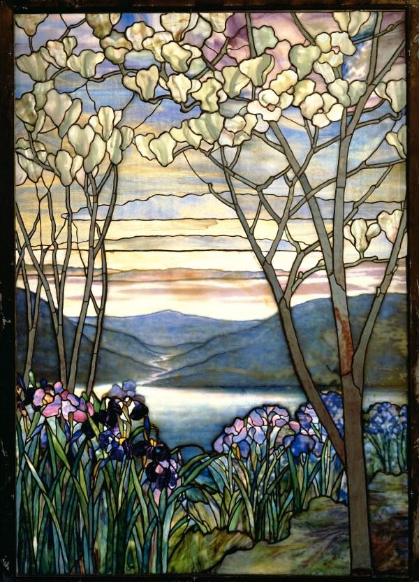 Louis Comfort Tiffany 1848 1933 Thematic Essay