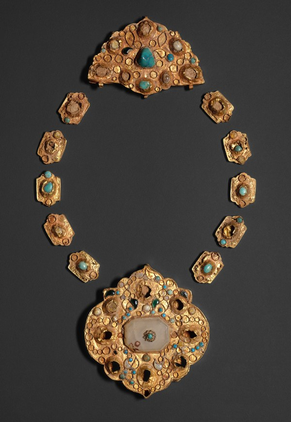 Jewelry Elements Iran Central Asia 1989.87a-l Heilbrunn Timeline Of Art History