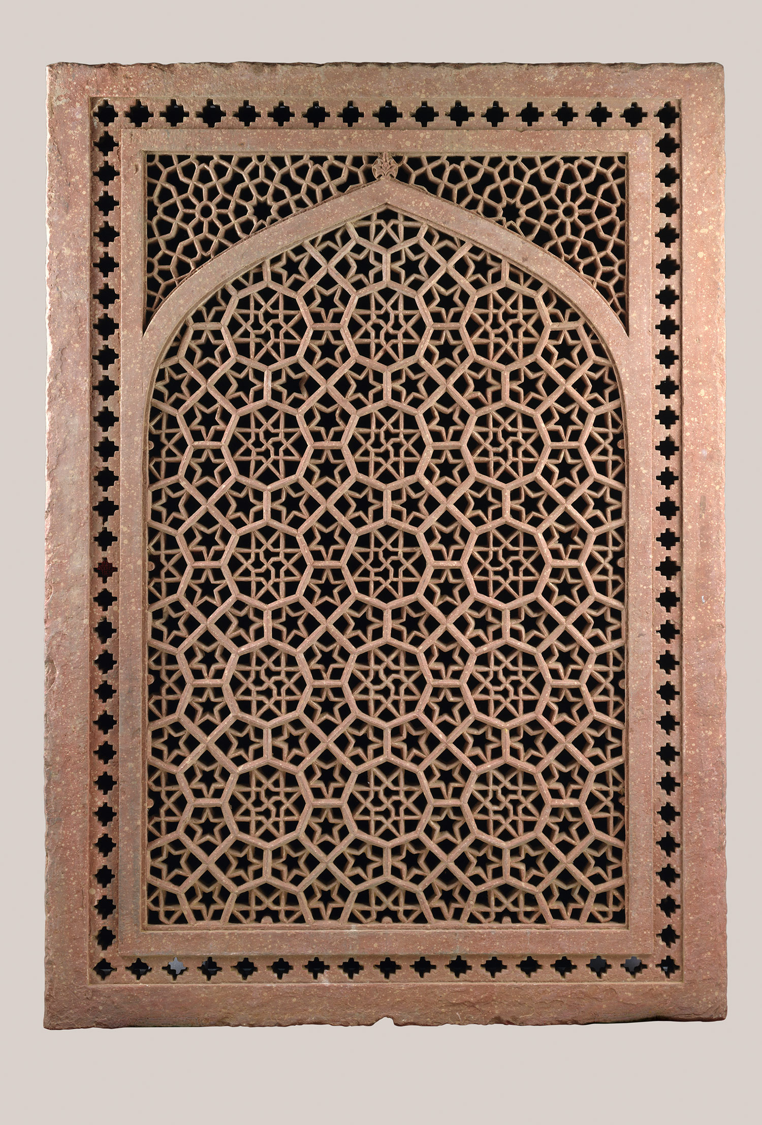Jali Screen One Of A Pair Second Half Of 16th Century