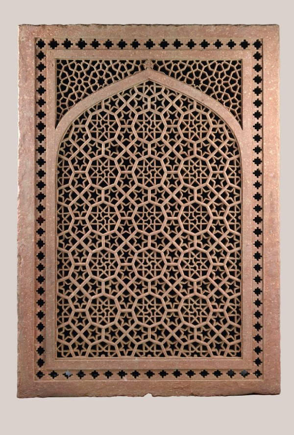 Jali Screen Of Pair 16th Century