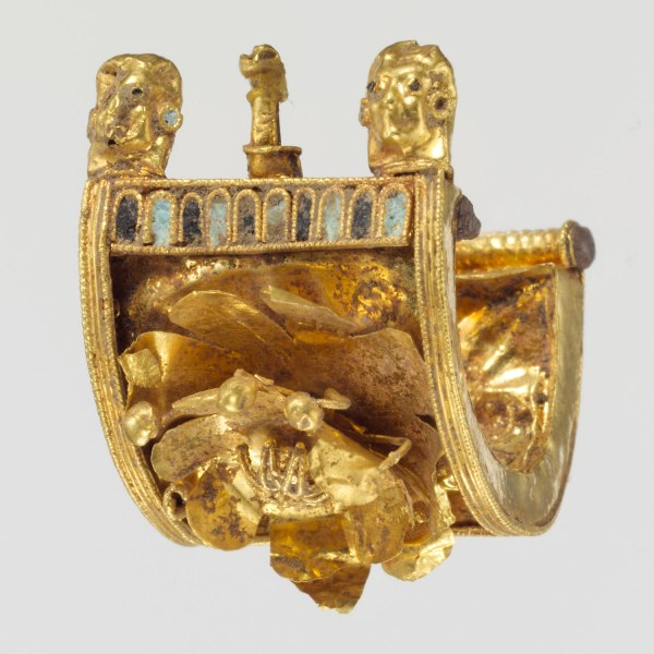 Etruscan Art Shaped Roman Identity