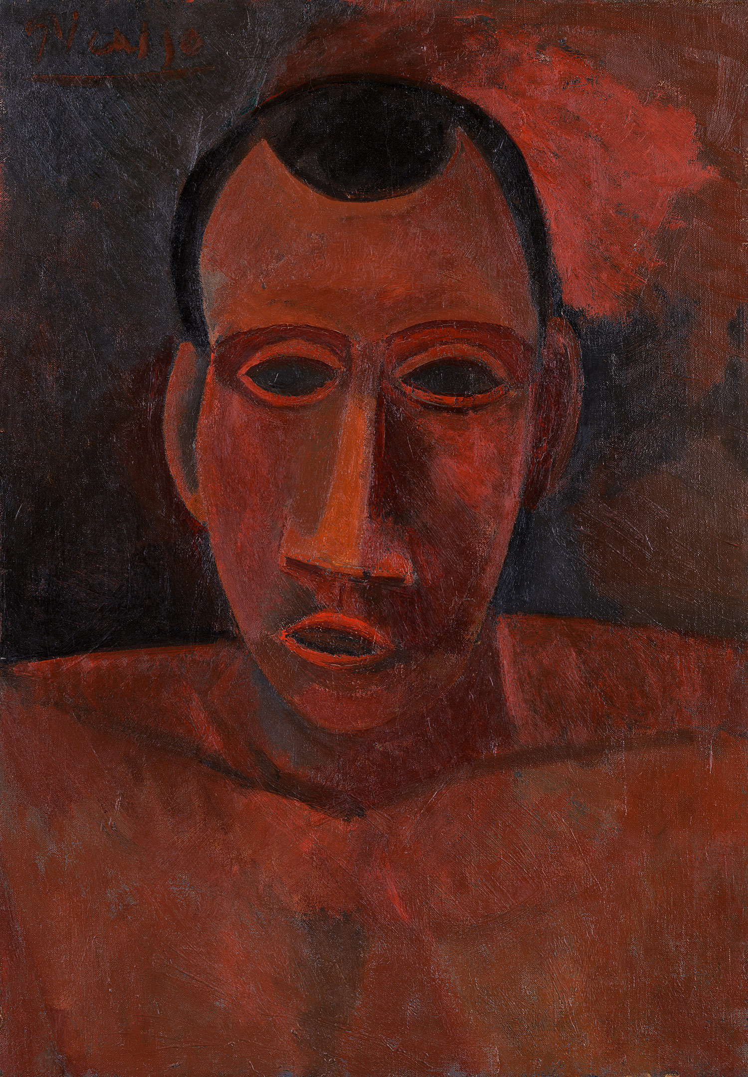vision empirical reality guided work commented stein portrait picasso replied