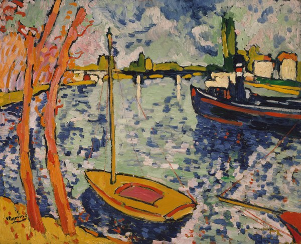Fauvism Thematic Essay Heilbrunn Timeline Of Art