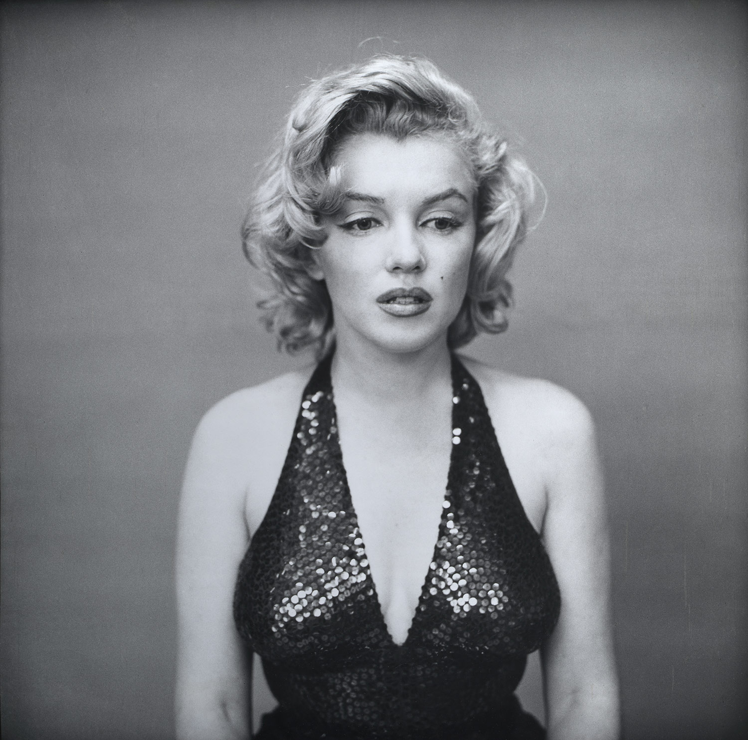 Richard Avedon- piture taken of Marilyn Monroe