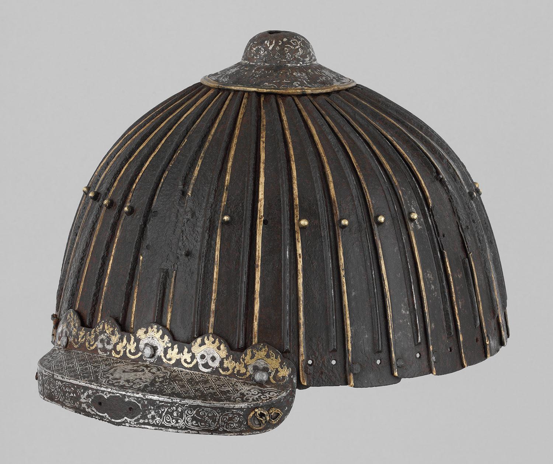 Casque du XIVe-XVIe siècle