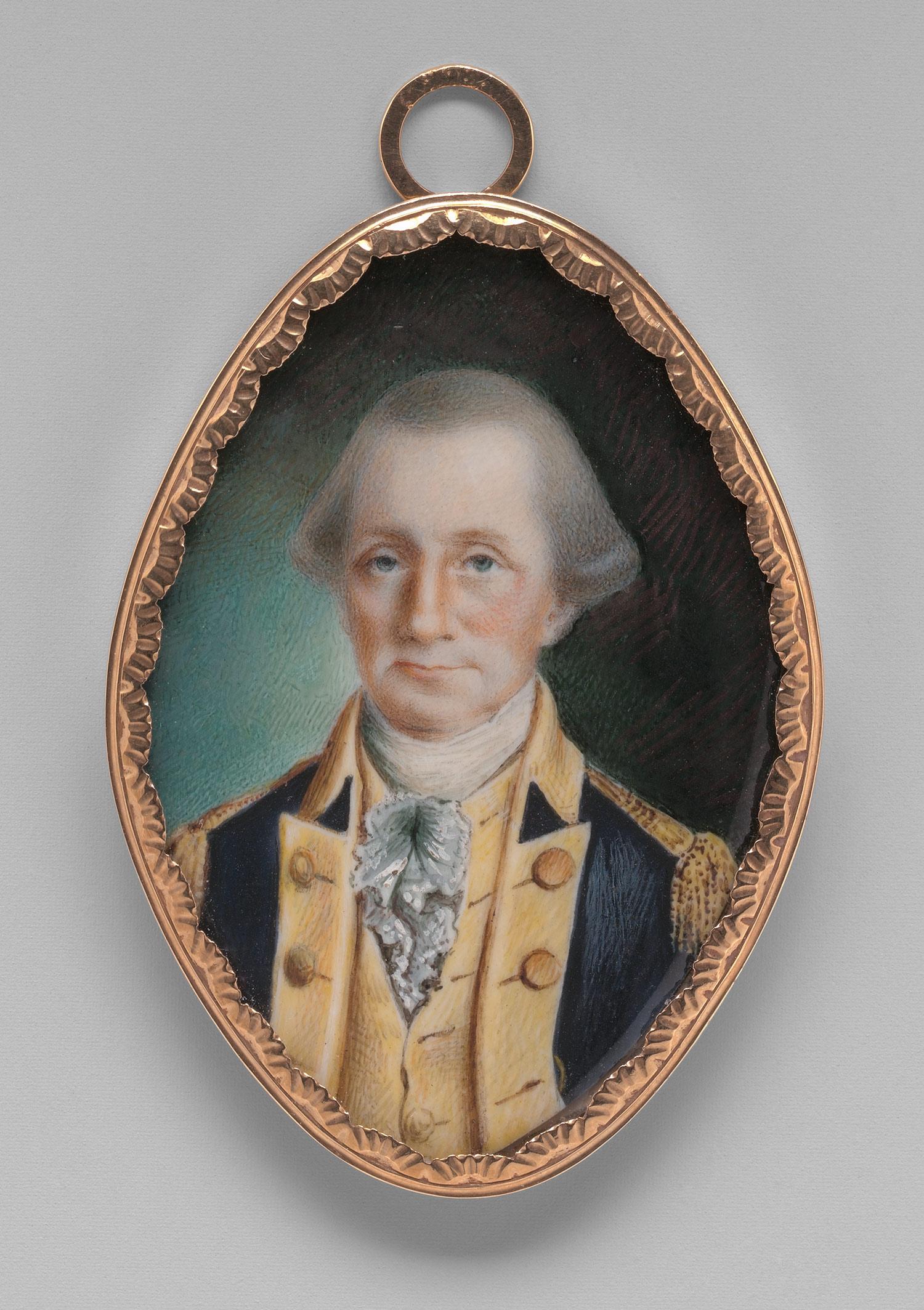 John Ramage George Washington 24 109 93