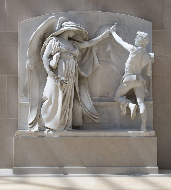 American Relief Sculpture Thematic Essay Heilbrunn Timeline Of Art History