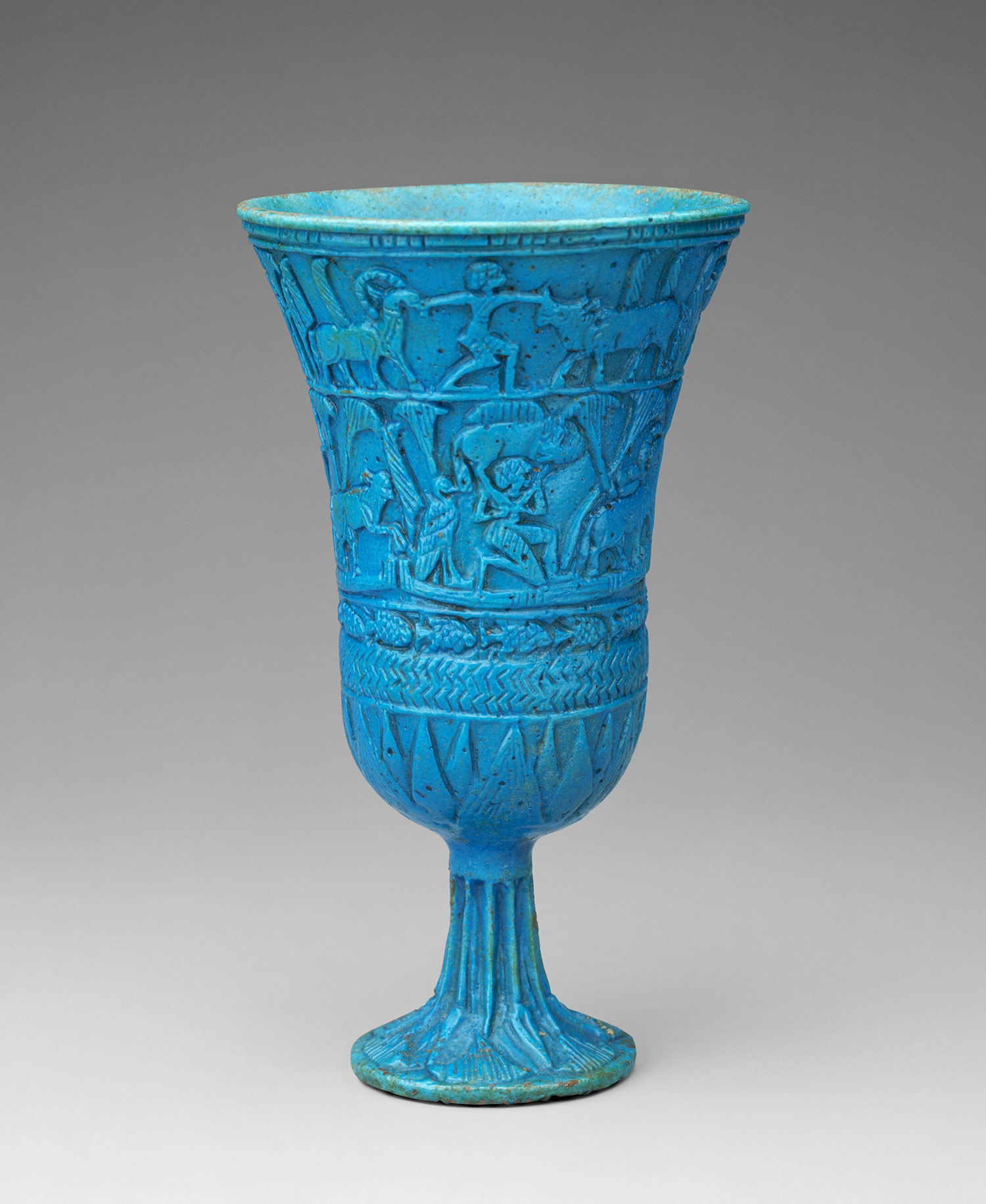 Lotiform Cup Egyptian 267971  Heilbrunn Timeline of Art History  The Metropolitan Museum