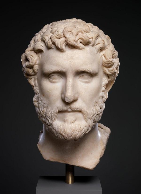 Roman Portrait Sculpture Stylistic Cycle Thematic Essay Heilbrunn Timeline Of Art