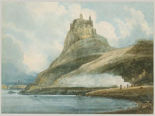 Watercolor Painting in Britain 17501850  Essay