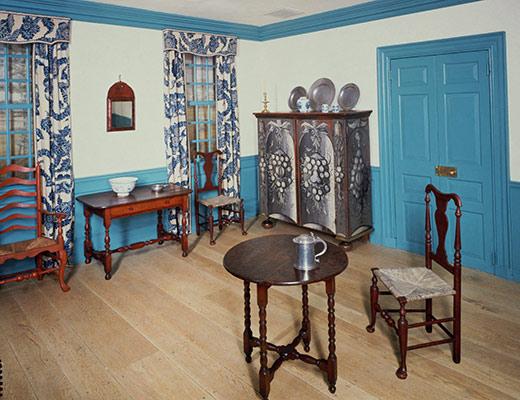 American Georgian Interiors MidEighteenthCentury Period