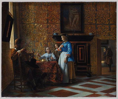 The New York Dutch Room Essay Heilbrunn Timeline Of