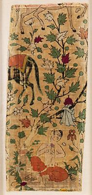 Silk Textiles from Safavid Iran 15011722  Essay  Heilbrunn Timeline of Art History  The