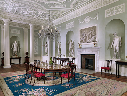 interior design in england