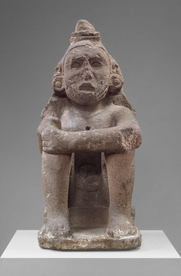 Aztec Stone Sculpture Essay Heilbrunn Timeline Of Art