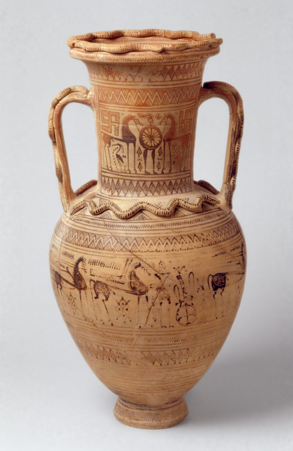 Archaic Greece Art History 515