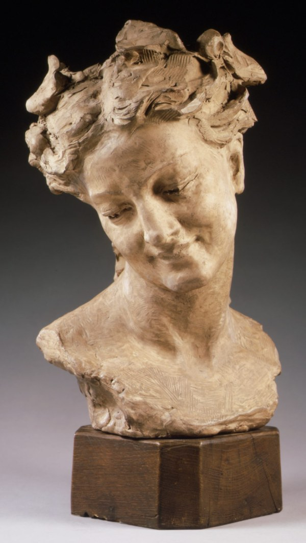 Bacchante With Lowered Eyes Jean-baptiste Carpeaux 11.10 Work Of Art Heilbrunn Timeline