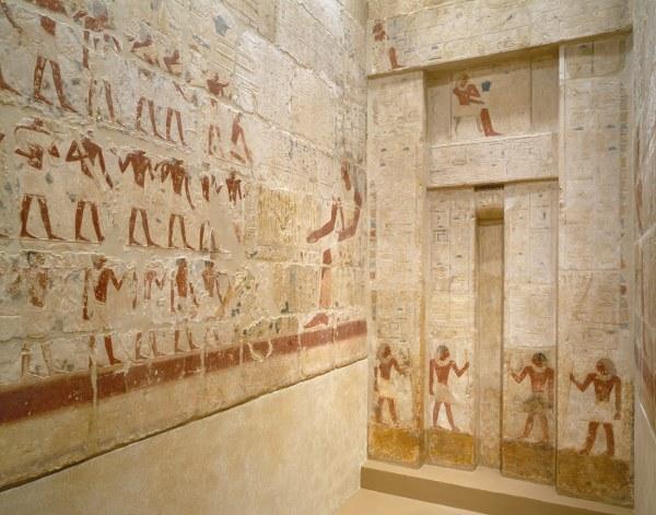Mastaba Tomb Of Perneb Work Art Heilbrunn Timeline
