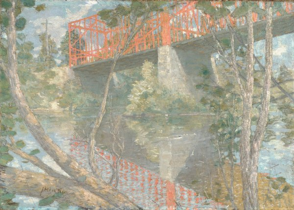 Weir American Impressionism Paintings
