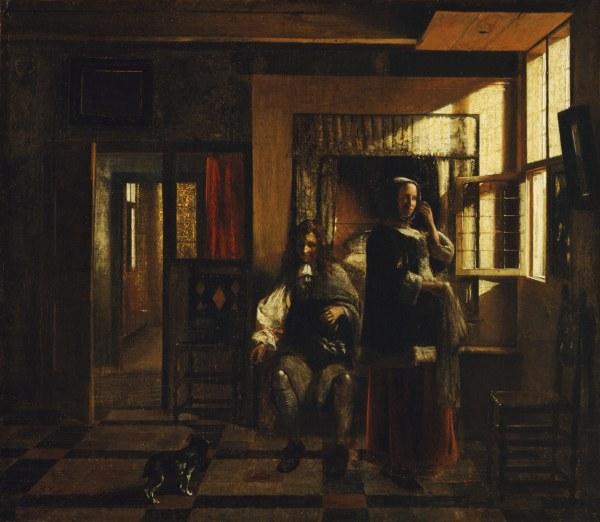 Genre Painting In Northern Europe Essay Heilbrunn