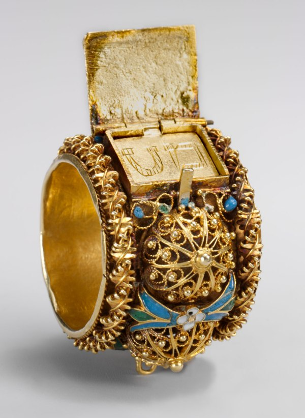 Jewish Betrothal Ring Work Of Art Heilbrunn Timeline