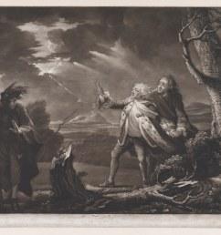 captions david garrick as king lear shakespeare king lear act 3 scene 1  [ 1852 x 1500 Pixel ]