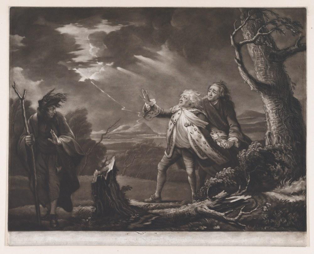 medium resolution of captions david garrick as king lear shakespeare king lear act 3 scene 1