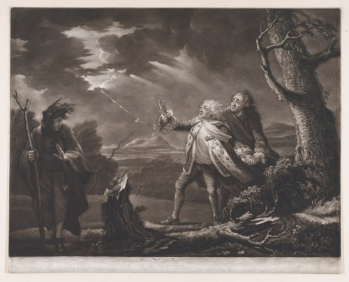 small resolution of captions david garrick as king lear shakespeare king lear act 3 scene 1