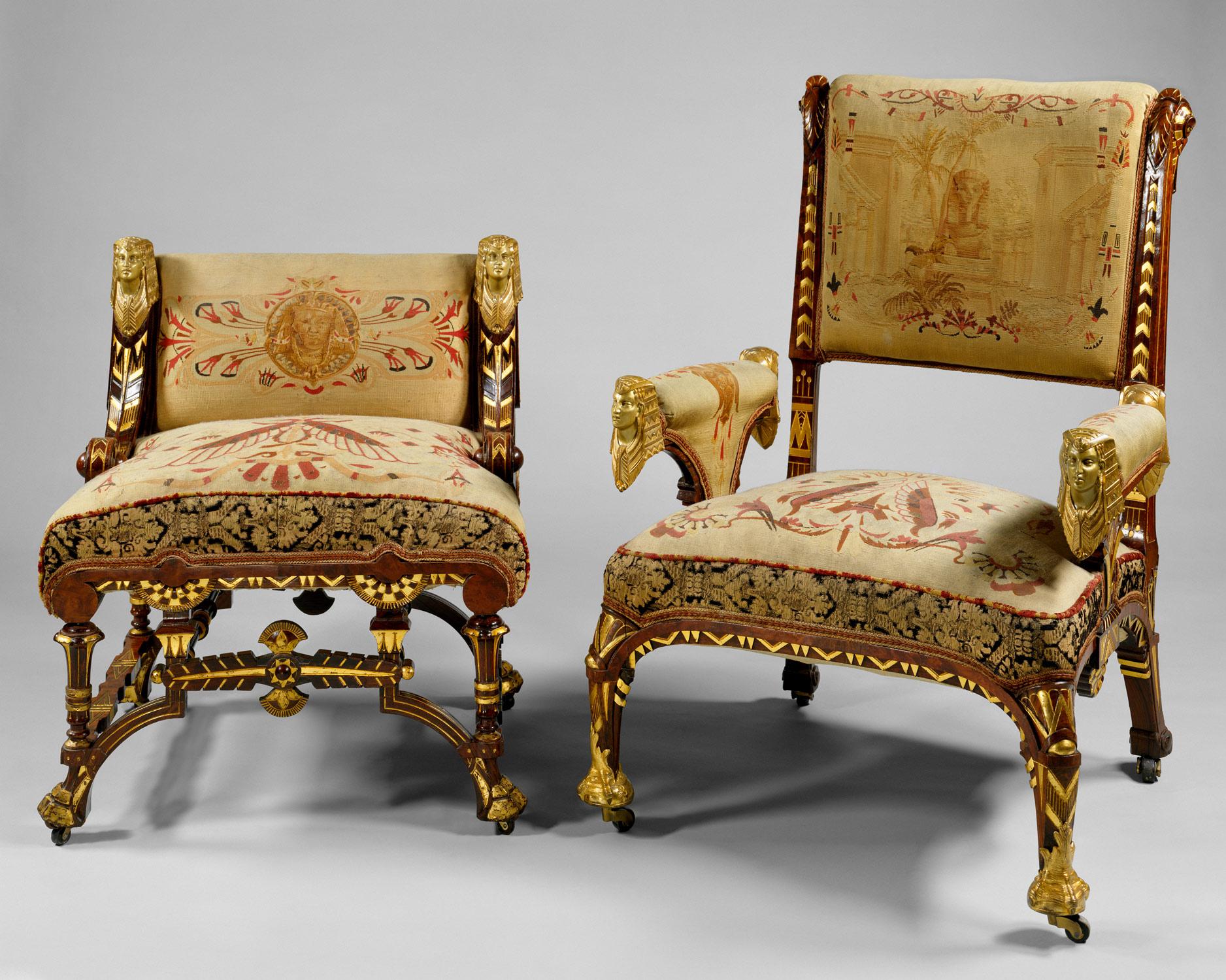 Furniture Design History Timeline