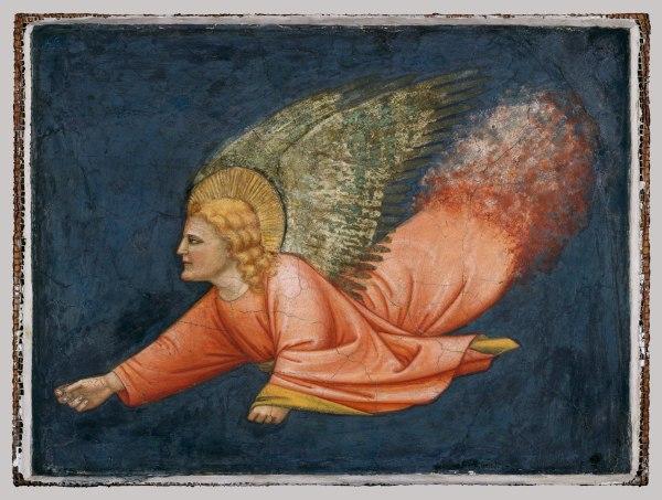 Italian Angel Paintings
